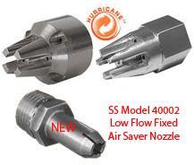 Fixed Flow Nozzles